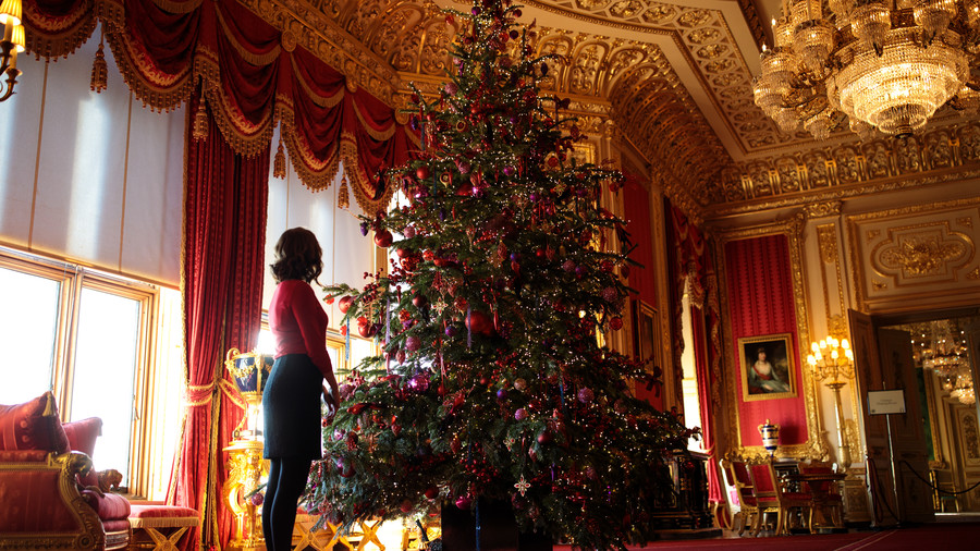 Another Tree Arrives at The State Apartments