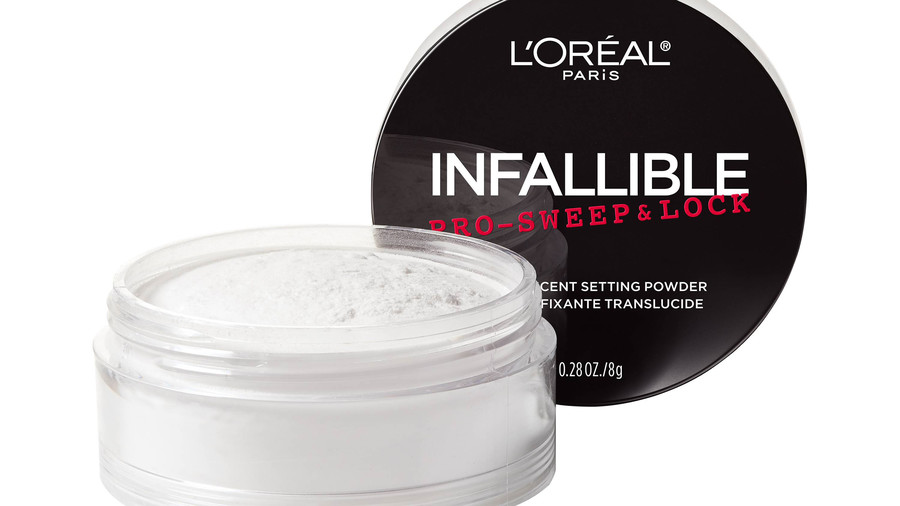 L'Oreal Paris Infallible Pro Sweep & Lock Loose Setting Powder