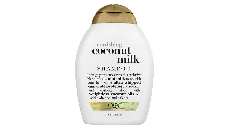 5 Shampoos That Smell So Good You Won't Want To Get Out of the Shower: OGX Nourishing Coconut Milk Shampoo