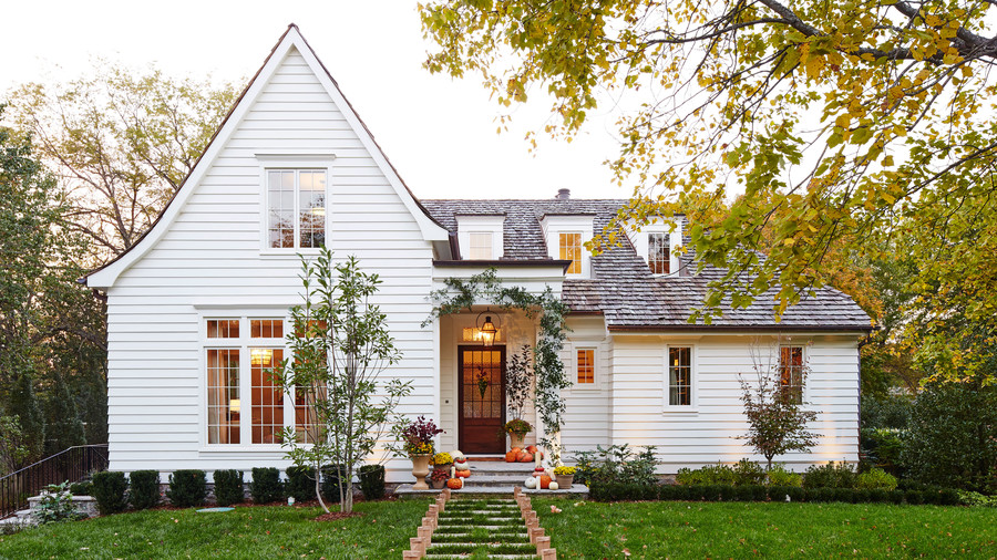 Southern houses with curb appeal southern living for Nashville tn house plans