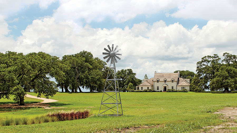 Phoebe Howard Designed Texas Hill House