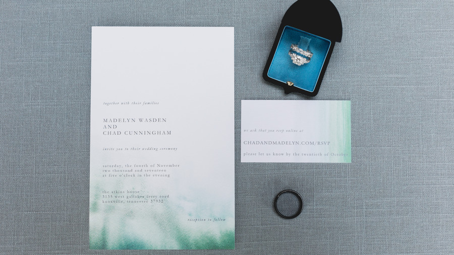Minted by the Maid of Honor