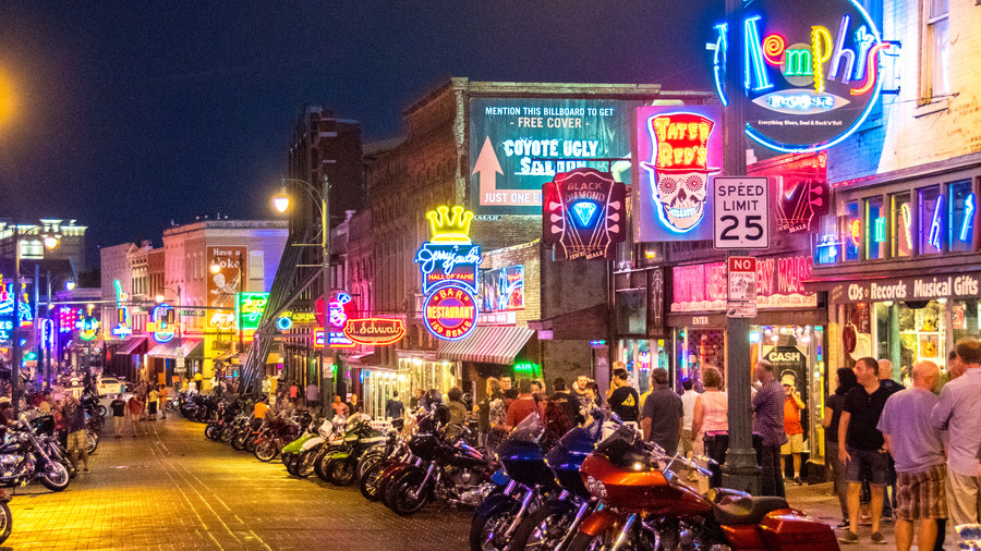 Tennessee: Memphis