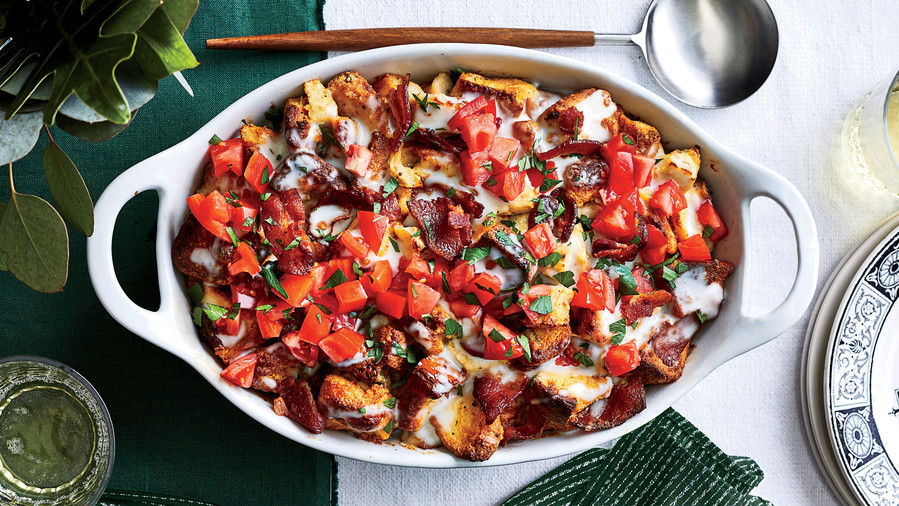 Kentucky Hot Brown Casserole