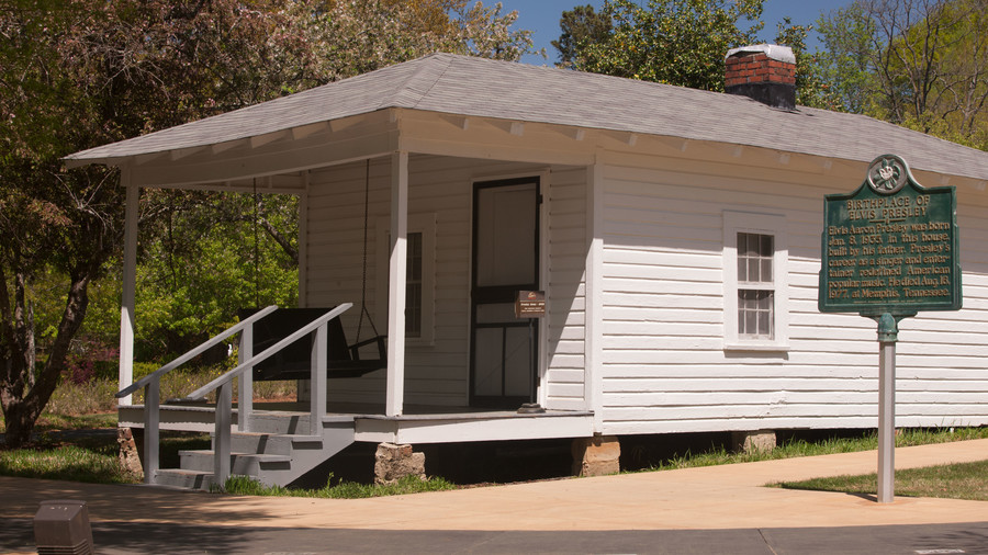 Tupelo Hardware Co./Elvis Presley Birthplace