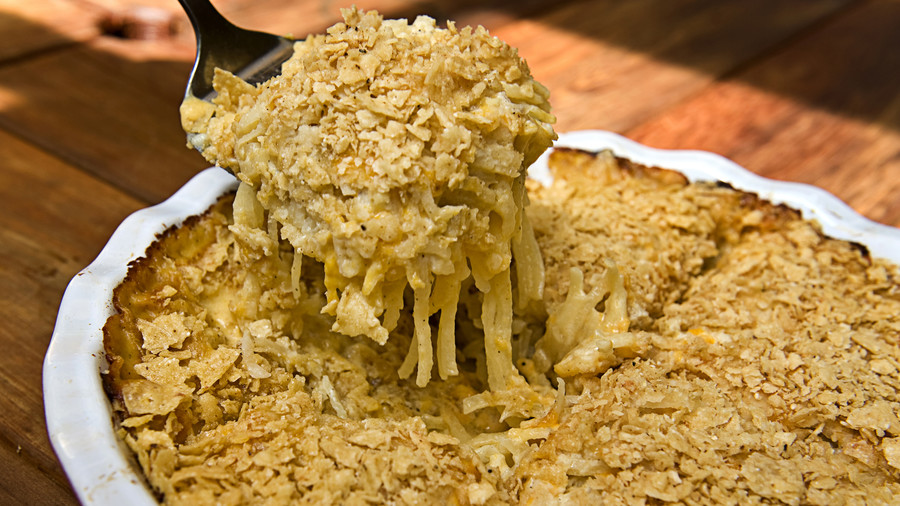 Funeral Potatoes