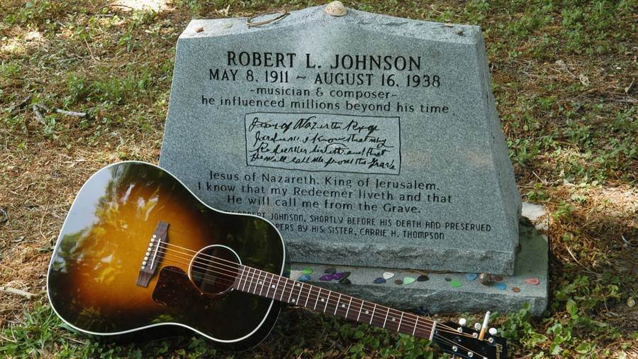 Robert Johnson's Gravesite