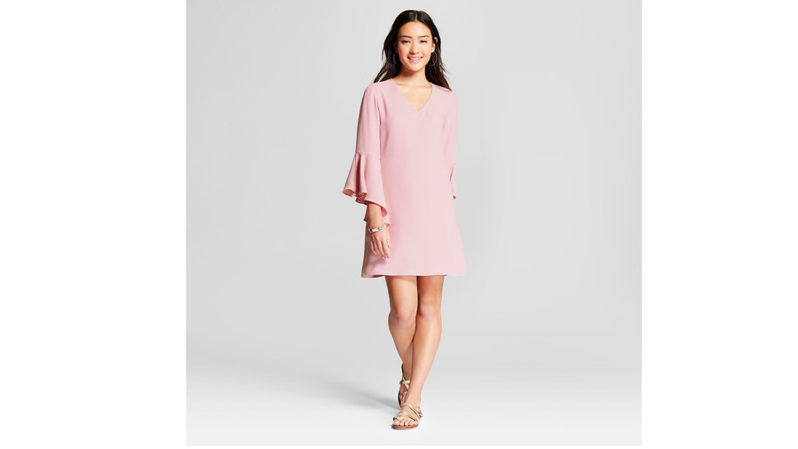Women's Bell Sleeve Dress