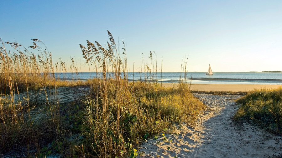 1. Hilton Head Island, South Carolina
