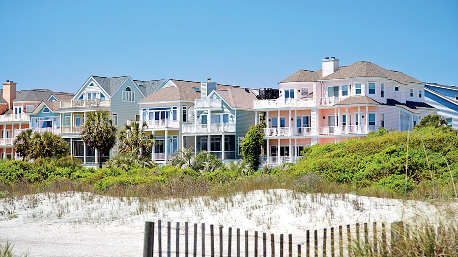 5. Isle of Palms, South Carolina