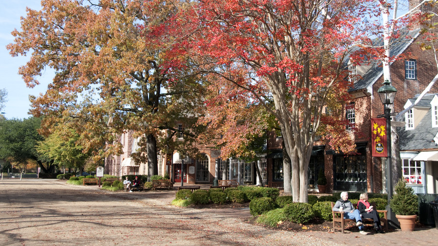 RX_1804_South's Top 10 Food Towns 2018_Williamsburg, Virginia