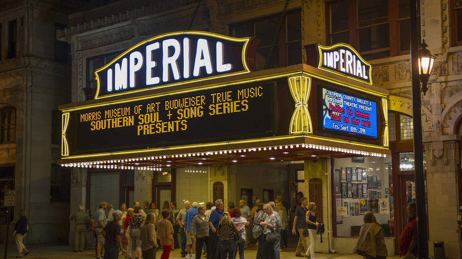 Miller and Imperial Theatres