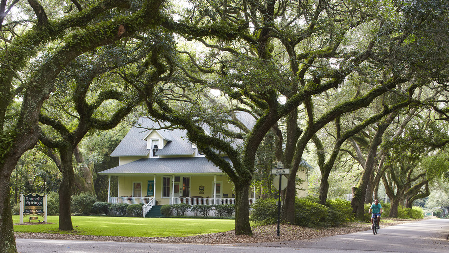 10. Magnolia Springs Bed and Breakfast