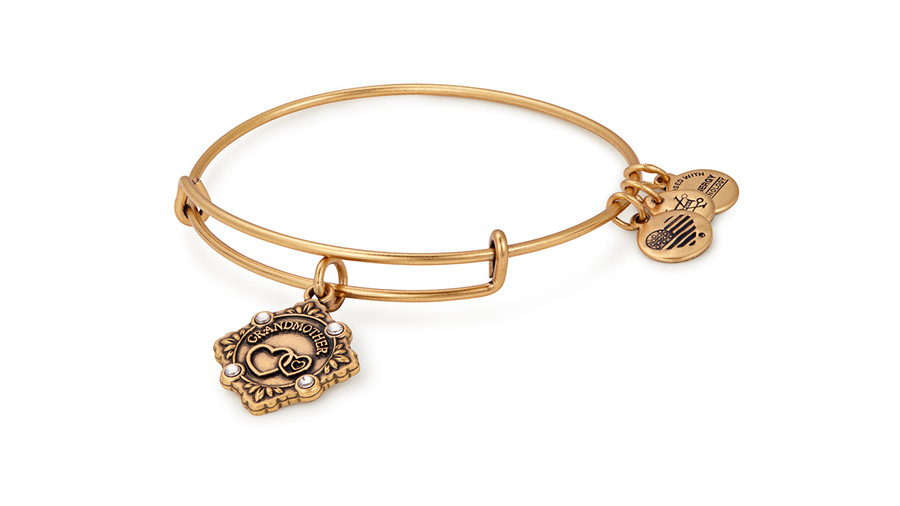 Grandmother Charm Bangle