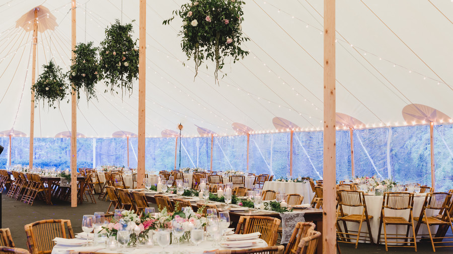 A Tented Celebration