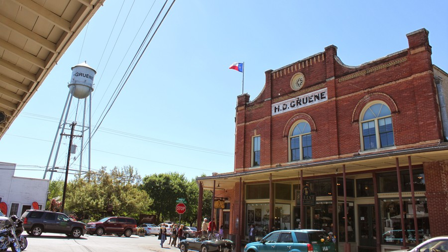 16. New Braunfels, Texas