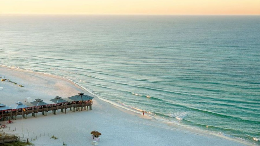 3. Panama City Beach, Florida