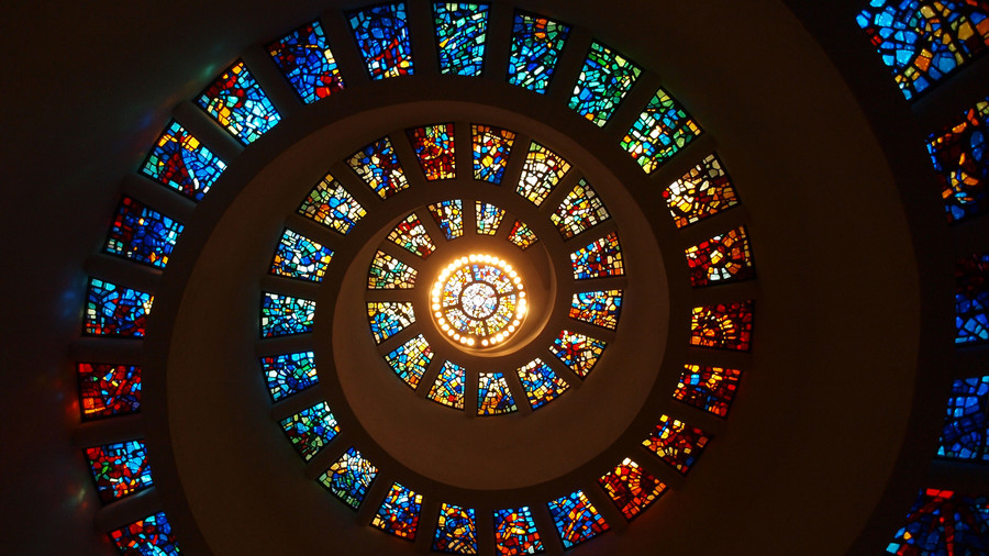 Chapel of Thanksgiving in Dallas, Texas