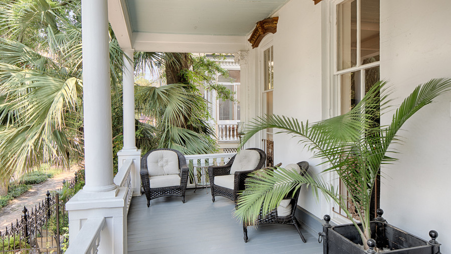 Huntingdon Street House for Sale in Savannah, GA