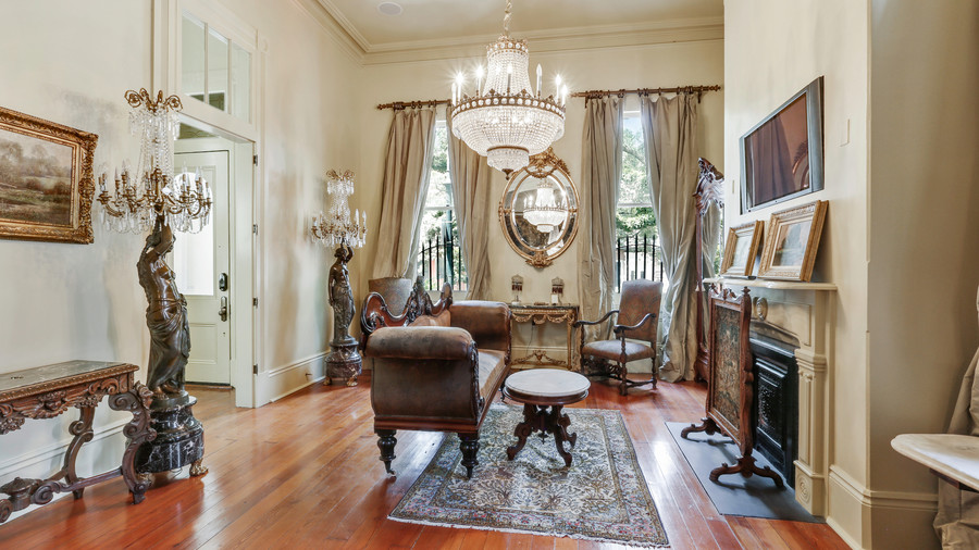 NOLA French Quarter House for Sale