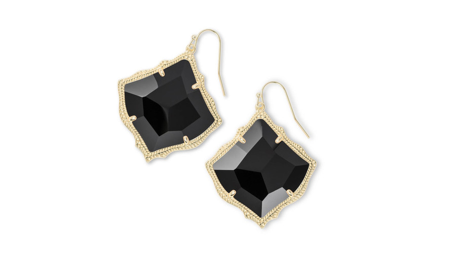 For the Accessory Obsessed: Drusy Drop Earrings