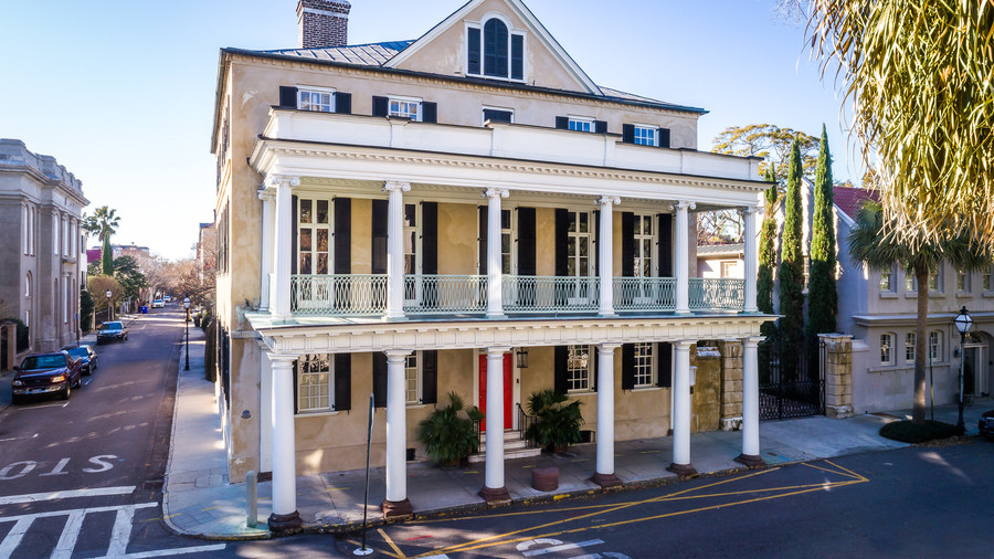 Branford-Horry House For Sale in Charleston, SC