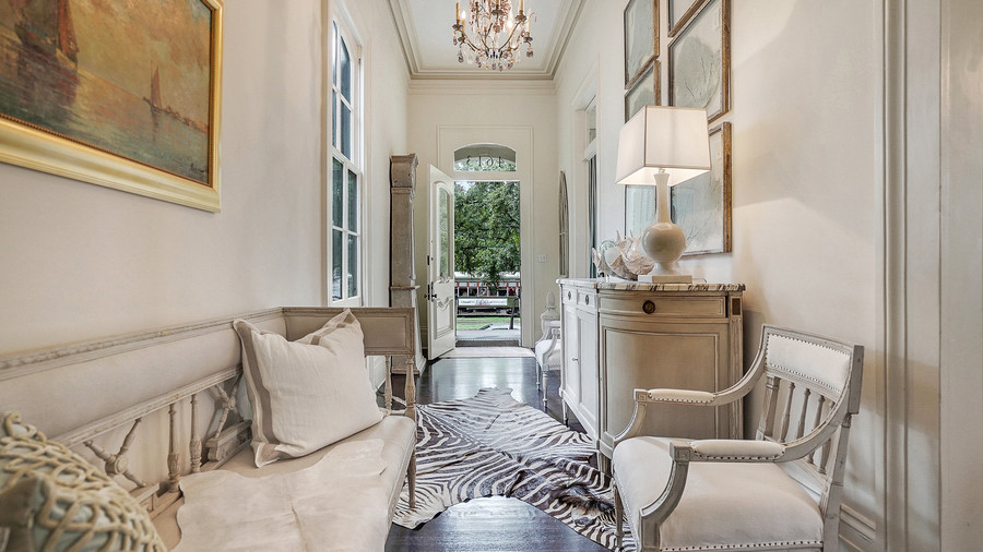 this classic new orleans shotgun house is listed for 2 3 million