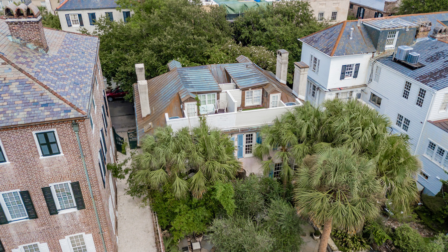 RX_1808_Charleston Townhome_Rooftop