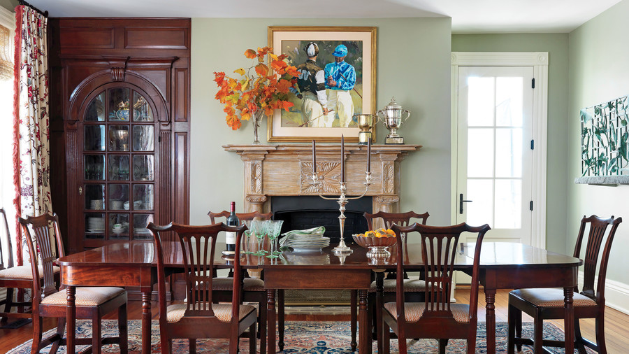 Kentucky Farmhouse Dining Room