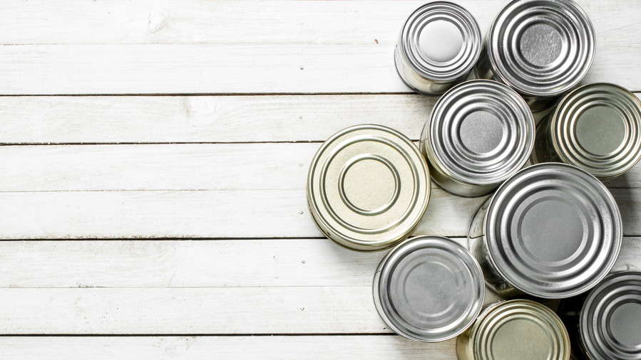 RX_1809_Never Store These Items In Your Attic, Garage, or Basement_GETTY_Food (For You and Your Pets)