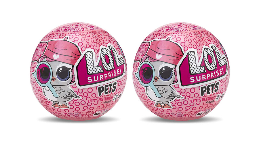 L.O.L. Surprise! Pets Series 4 (2-Pack) Dolls