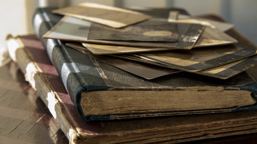 Photos, Documents, Reading Materials, and Artwork