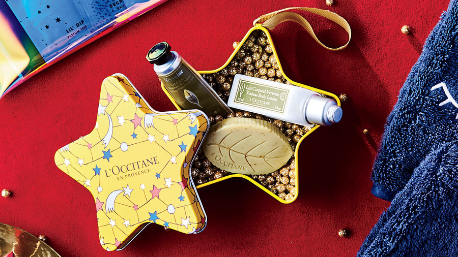 RX_1812_Beauty Gifts_Loccitane Verbena Holiday Ornament