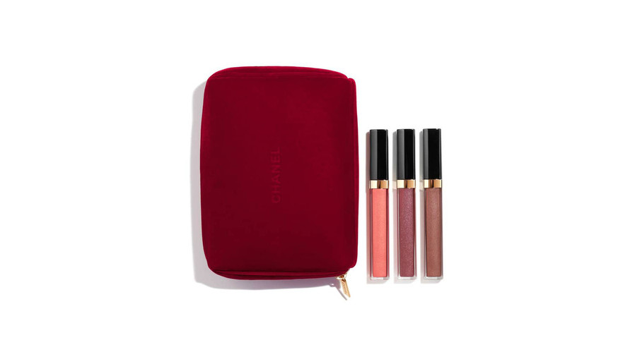 Chanel Rouge Coco Gloss Trio
