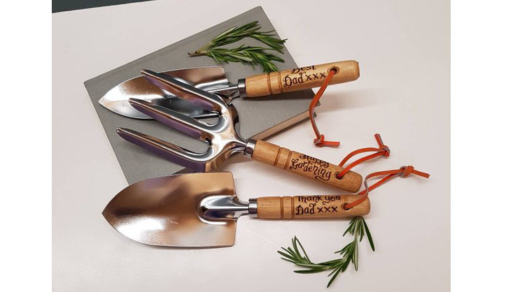 Personalized Garden Tools