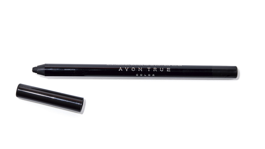 Avon True Color SuperShock Gel Eye Liner Pencil in Blackout