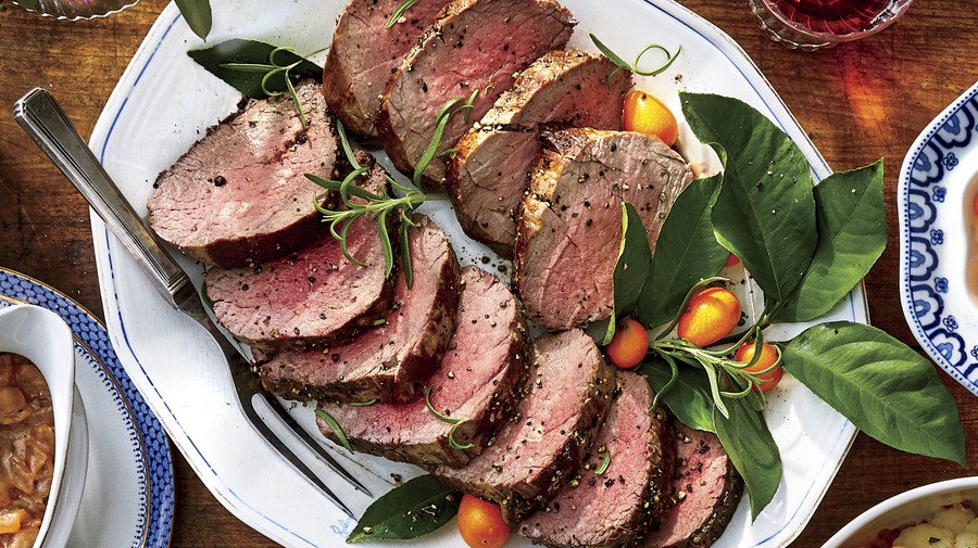 RX_1901_Quick & Easy Mains_Roasted Beef Tenderloin