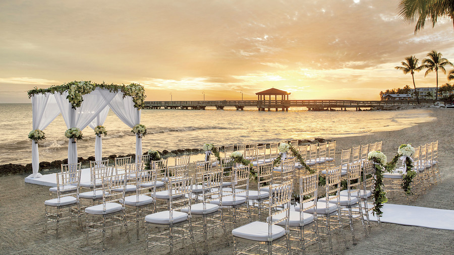 Casa Marina Key West Wedding Venue in Florida