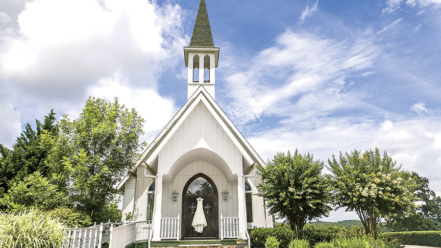 Chapel of the Good Shepherd at Whitestone Country Inn in Tennessee Wedding Venues