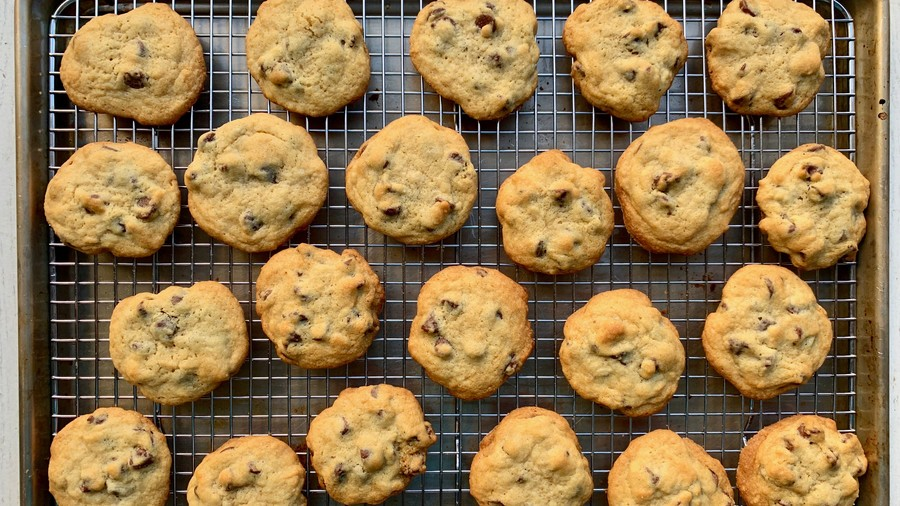 Barbara Bush's Famous Chocolate Chip Cookies