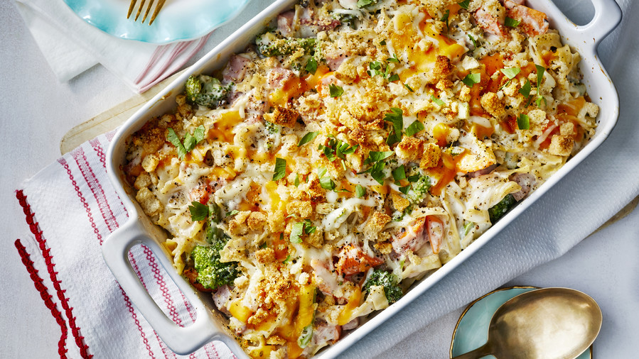 RX_1903_Memorial Day 13x9 Recipes_Ham and Noodle Casserole