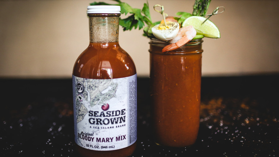 The Esso Club: Build Your Own Bloody Mary Bar