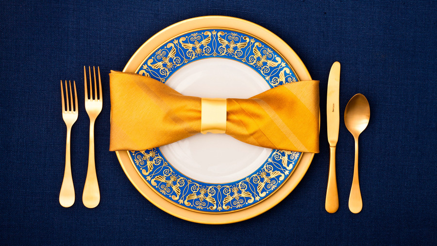 The Bow Tie Napkin