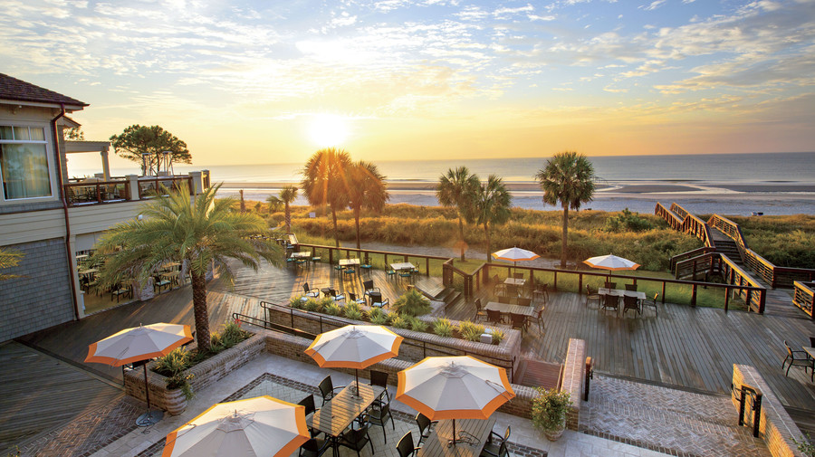 Sea Pines Beach Club in Hilton Head Island, SC