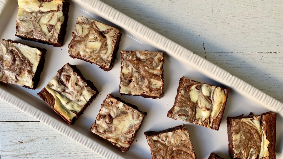 Cream Cheese Brownies