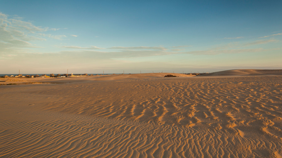 Jockey's Ridge State Park in North Carolina