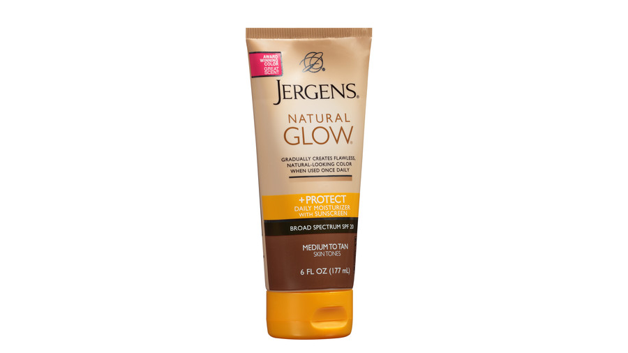 Jergens Natural Glow + Protect Daily Moisturize