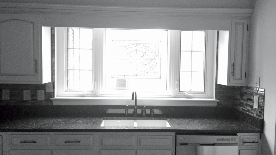 Hanna Seabrook Kitchen Before in Louisville, Kentucky