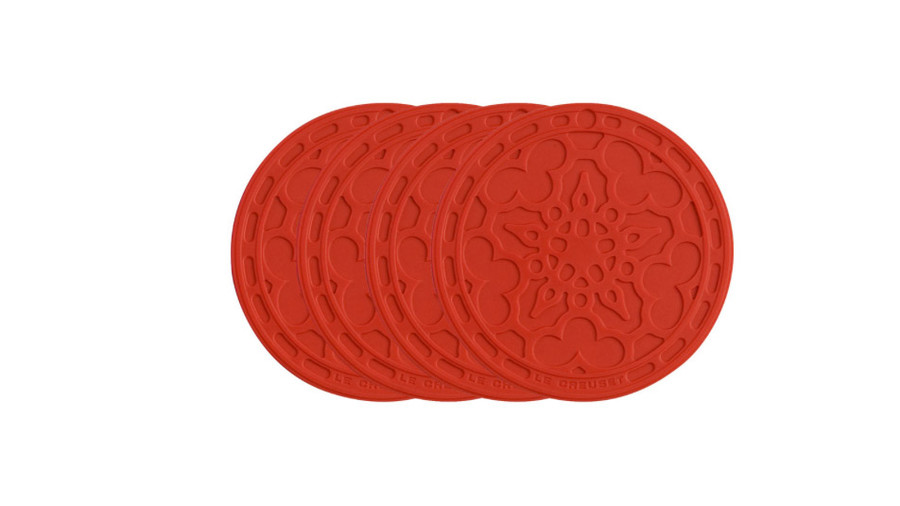 Mother's Day Le Creuset Coasters Image