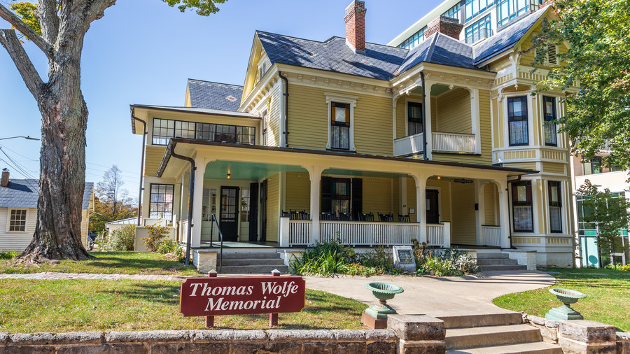 RX_1905_Thomas Wolfe_Home